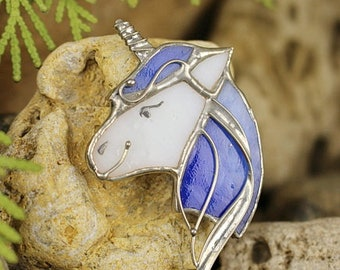 Gift for her Gift for a girl Birthday Gift for Her Angel with chello Stained Glass Brooch Unique gift Art Glass