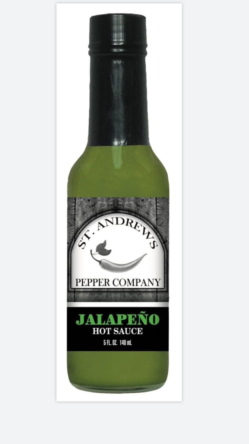 Jalapeno Hot Sauce image 0