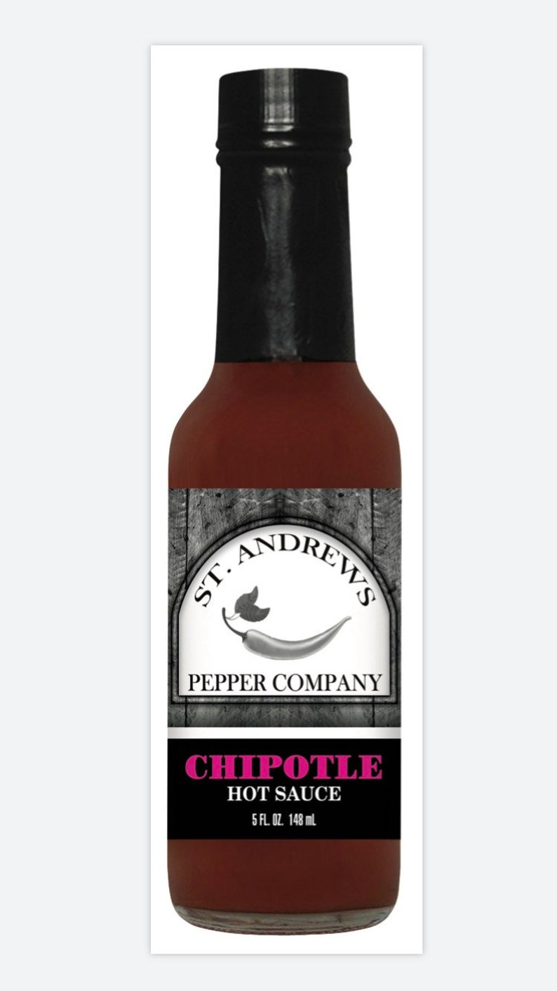 Limited Edition Chipotle Hot Sauce image 0