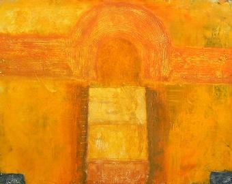 Original abstract painting, single piece