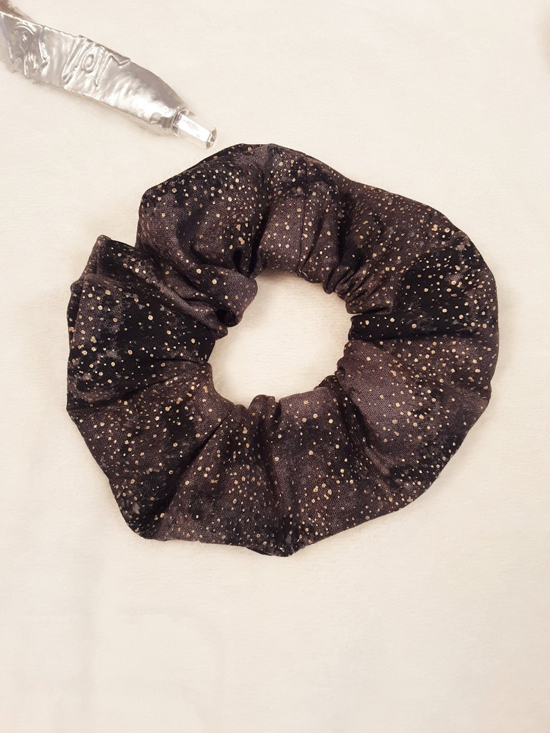 The Mortal Instruments Inspired Cotton Fabric Scrunchies