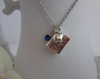 Once Upon A Time Inspired Charm Necklace