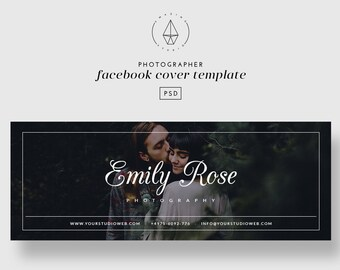 Facebook cover etsy facebook cover template facebook template facebook banner facebook cover photographer photoshop template psd photographer template accmission Gallery
