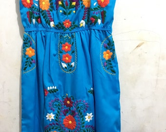 Mother and daughter Strapple dress