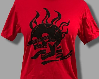Screaming Skull Tee