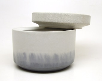 Large U0026 Hefty Salt Cellar With Lid / Salt Container / Salt Box / Salt Pinch  Bowl / Salt Pig / Chef Gift / Kitchen Gifts / Salt Pot