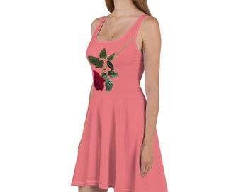 Rosey Skater Dress