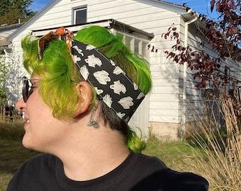 Halloween glow in the dark headband