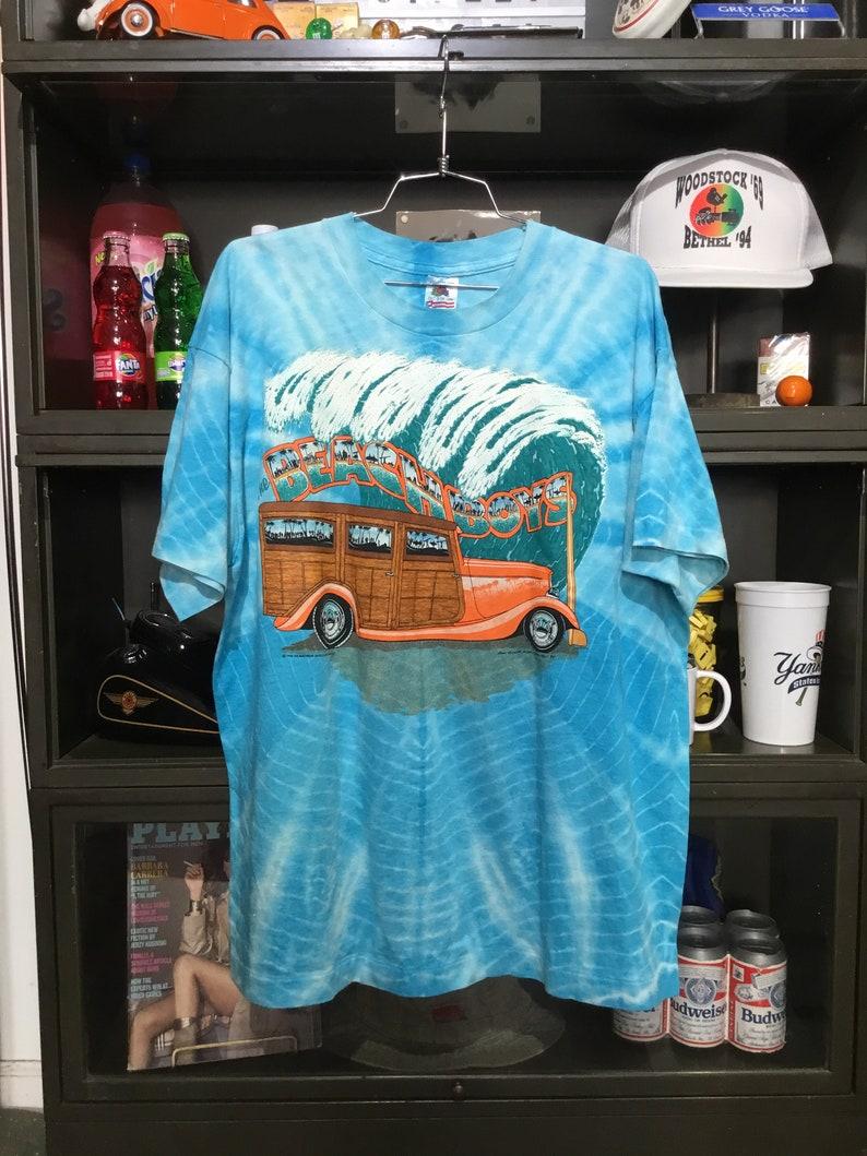 Vintage 1994 Beach Boys T-Shirt image 0