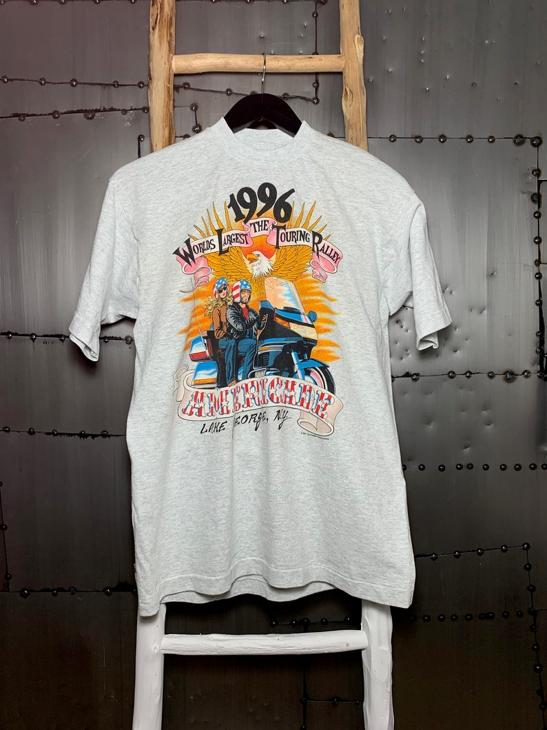 Vintage 1996 Americade The Worlds Largest Touring Ralley Lake image 0