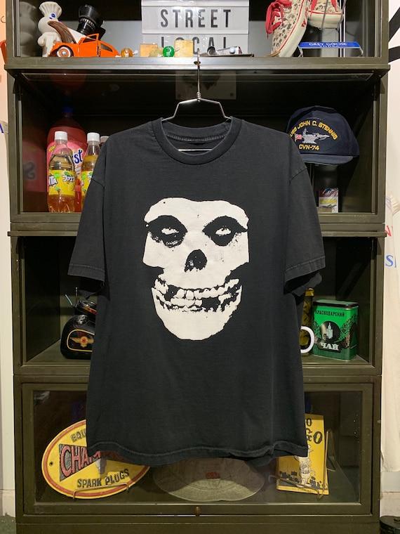 Vintage Mistfits Band T-Shirt