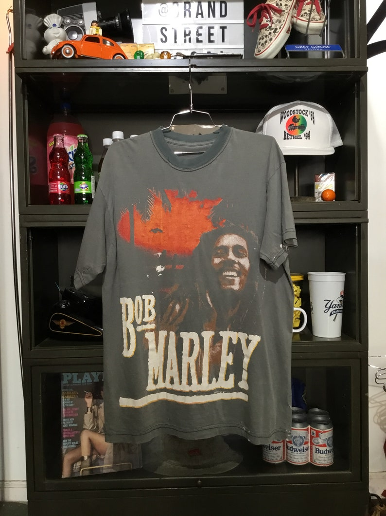 Vintage Bob Marley T-Shirt image 0