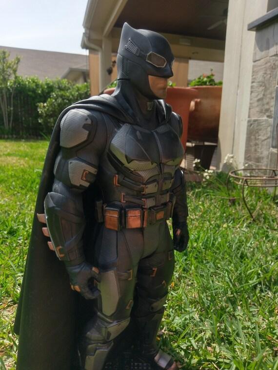 Figura de traje de Batman tácticos personalizados Liga de la | Etsy