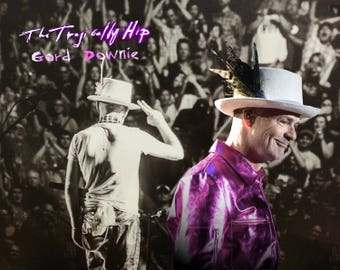 a2bd09940ff Gord Downie Tragically Hip print