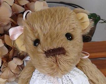 Teddy bear voor verzamelaars (Masha)