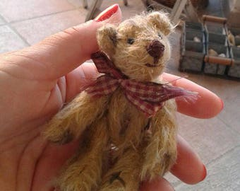 Teddy bear collectable STEFAN