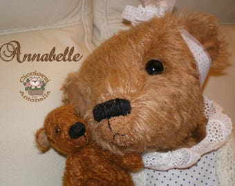 Teddy bear ANNABELLE