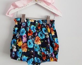 Blue rose Bloomers 0-3 years