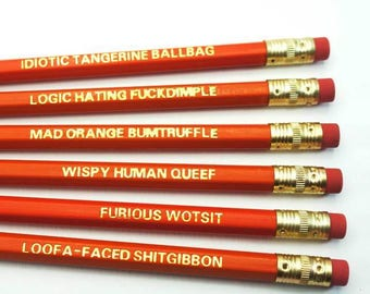 Anti Trump Pencil Set