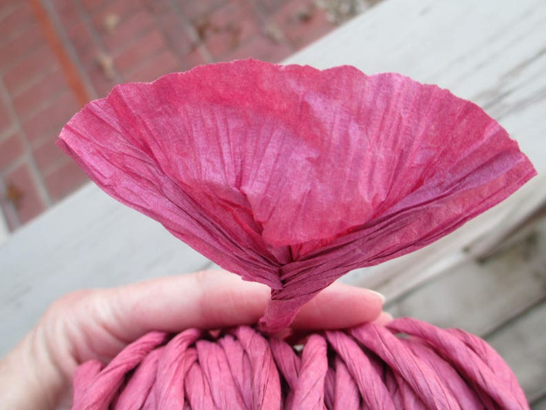 Raffia Ribbonpaper Stringpaper Twine paper Raffia For Gift Wrap Craft Paper Flowers Paper Twine  Structure