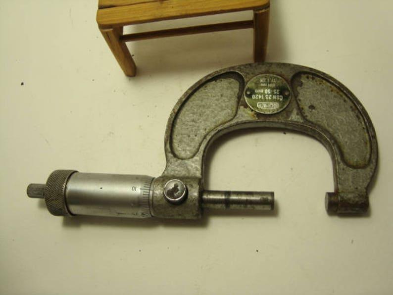 Micrometer smooth . micrometer SOMET
