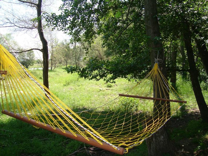 Brandneue Selbst Hängematte Garten Hängematte Camping Etsy