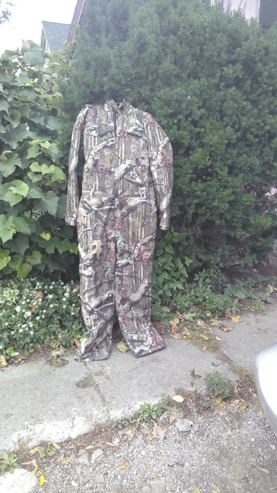 Overall hunting outfit