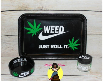 Rolling Tray Etsy