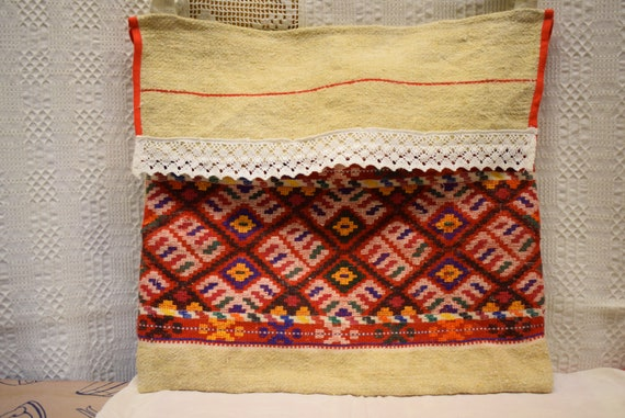 Vintage Traditional Hungarian Colorful hand made … - image 3