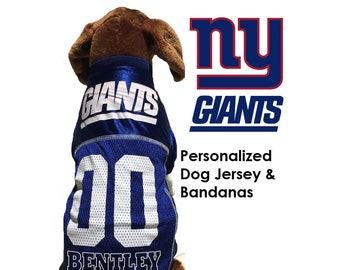 brand new 8dba2 6c366 Dog football jersey | Etsy