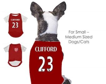 low priced 15e4f 6365a Arsenal dog bandana | Etsy