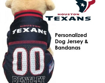 Discount Houston texans dog | Etsy  for cheap