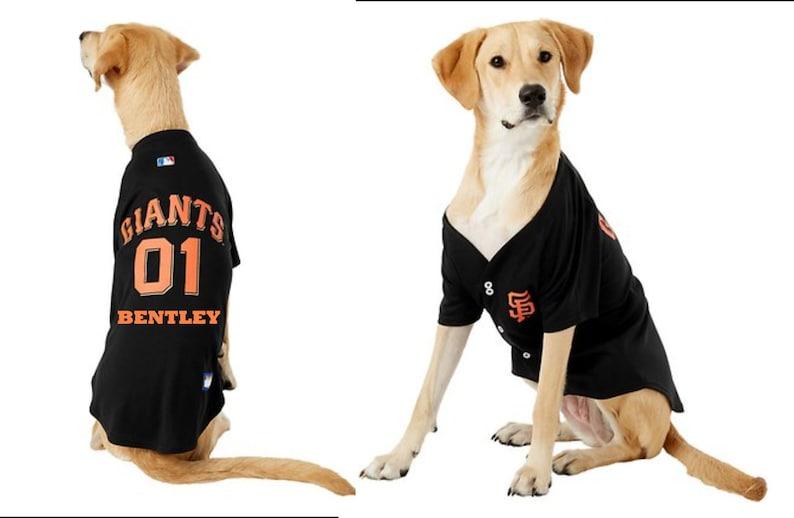 buy cheap 10acd ca308 MLB San Francisco Giants Pet Dog Jersey
