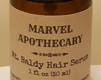 Mt. Baldy Hair Serum