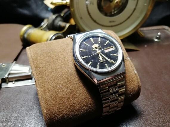 Mechanische Uhr SeltenOrient Vintage Herren CaAutomatik 21jewelsGeschenk Für 469wb1 Ihn 80 ZXkiuOPT