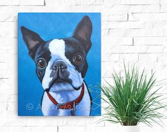 Pet Portrait Deposit   Pet Portrait in Acrylics   Custom Pet Portrait   Dog Portrait   Cat Portrait   Pet Memorial   Custom Pet Art