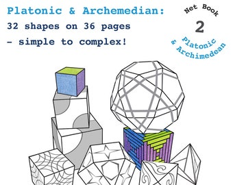 Cubes and Things - #2 Platonic & Archimedean