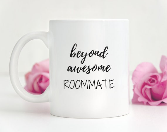 Christmas Gifts For Roommates.Roommate Gift Roommate Mug Gift For Roommate Roommate Appreciation College Roommate Student Mug Gifts For Roommate College Dormitory