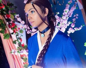 Katara Avatar The Last Airbender Cosplay Costume  sc 1 st  Etsy & Avatar cosplay | Etsy