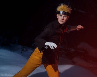 Naruto the last cosplay costume