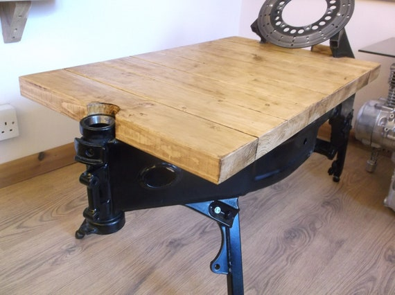 Stupendous Yamaha Genesis Motorcycle Frame Table Chunky Steampunk Automotive Industrial Coffee Table Collection Only Andrewgaddart Wooden Chair Designs For Living Room Andrewgaddartcom