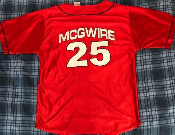 4a2b65a41f31 Cardinals McGwire Baseball Jersey
