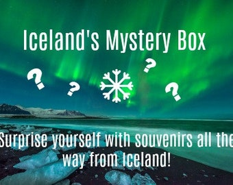 Iceland Mystery box S,M,L