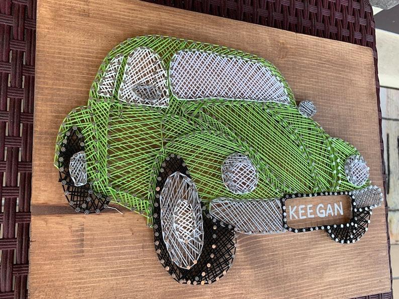 VW Beetle Custom Car Gift Vintage Bug