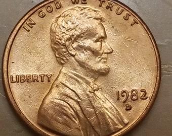 Double die penny | Etsy