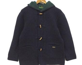 Felpa con cappuccio Giesswein cappotti realizzati In Austria taglia media c5f17b2e802