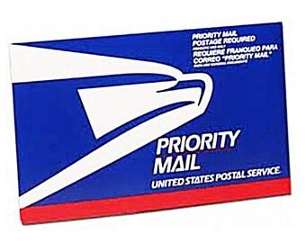 USPS -  Upgrade Shipping Method
