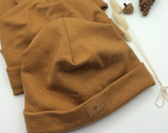 Beanie Children's Cap Baby Cap Mustard Yellow Cap Ready to Ship Gifts Girlfriend Accessories Baby Girlfriend
