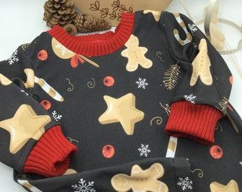 Baby Dress Christmas Gr. 74-80 A-Shape Dress Gifts ready for shipment Girlfriend Nikolaus Baby