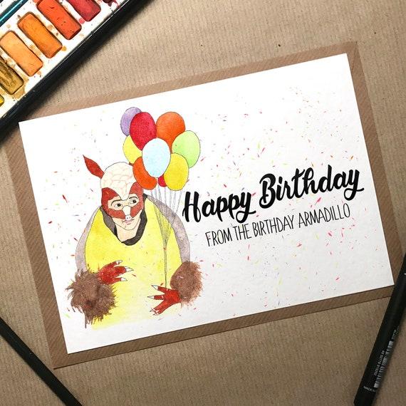 Friends Card Funny Birthday TV Show